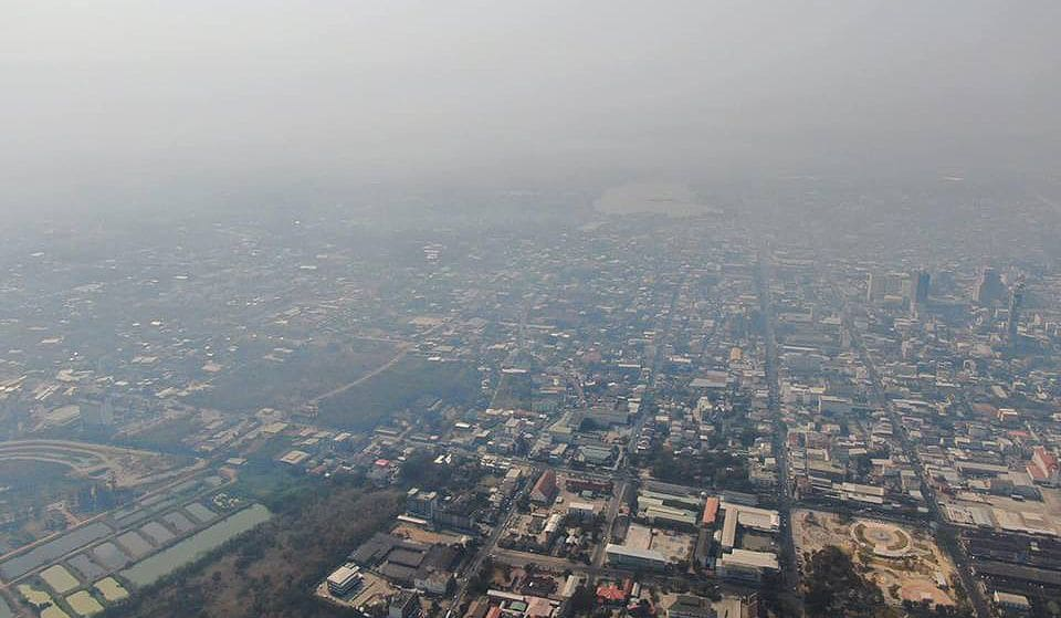 Khon Kaen faces its second week of crippling air pollution | The Thaiger