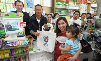 169 million plastic bags unused at 7-eleven stores in two months | The Thaiger