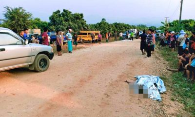 Two kindergarten students crushed under school bus | The Thaiger