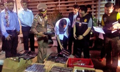 Bangkok bust seizes 180,000 fake cosmetics products   The Thaiger