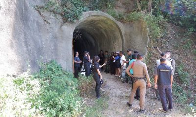 Tourist finds old tunnel on Koh Samui | The Thaiger