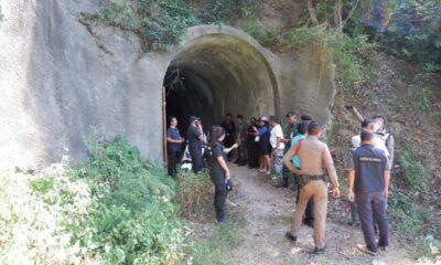 Tourist finds old tunnel on Koh Samui | Thaiger