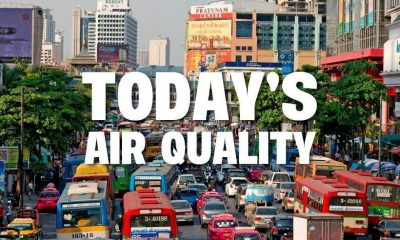 Air quality for Thailand – February 7   The Thaiger