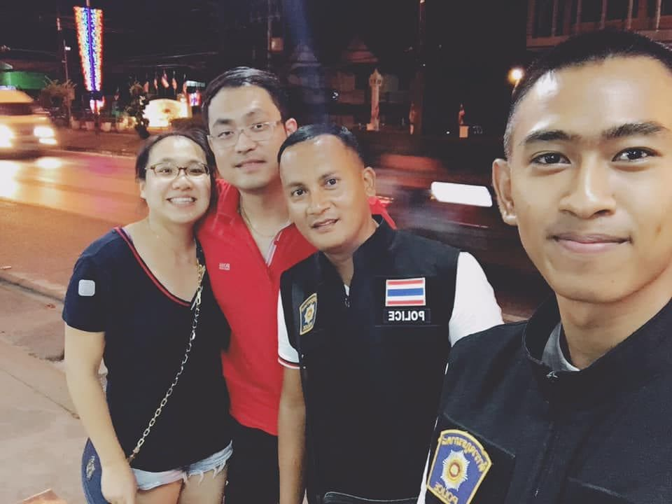 Chinese tourist couple found after getting lost in Thalang jungle | The Thaiger