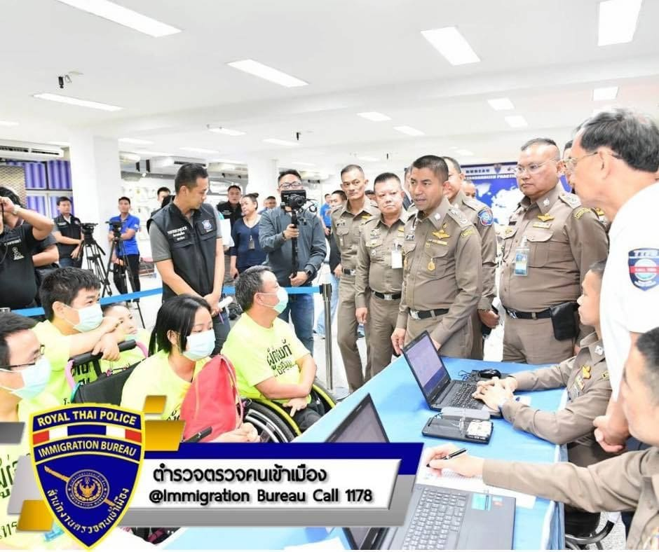 Six Chinese arrested for begging in Bangkok, Thailand | News by Thaiger