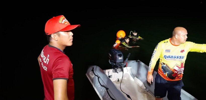สองหนุ่มเมียนมาร์แข่งว่ายน้ำข้ามคลอง ก่อนจมหาย 1 ราย ทีมประดาน้ำยังหาไม่พบ | News by The Thaiger