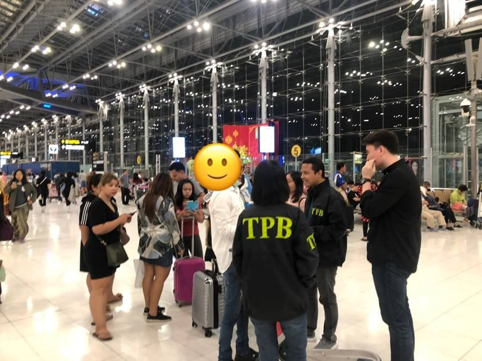 Thai tourists abandoned at Suvarnabhumi after buying dodgy tour to South Korea | The Thaiger