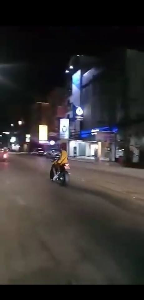 Police investigate motorbike hoons in Patong | News by The Thaiger