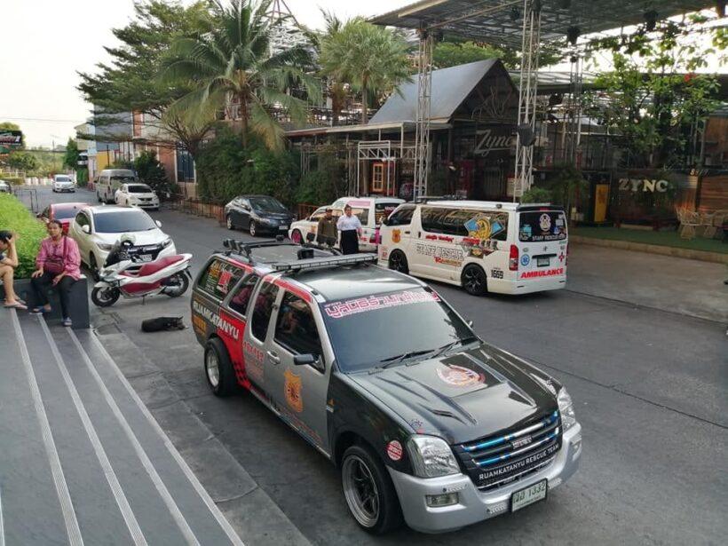 หญิงสาวดิ่งตึกชั้น 8 ใกล้มหาวิทยาลัยดังย่านรังสิต ปทุมธานี | News by The Thaiger
