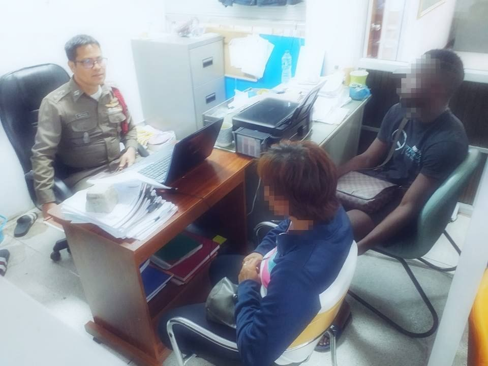 Patong motorbike racer arrested and fined – VIDEO | The Thaiger