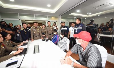 Dutch man arrested in Chon Buri on trafficking and overstay charges | The Thaiger