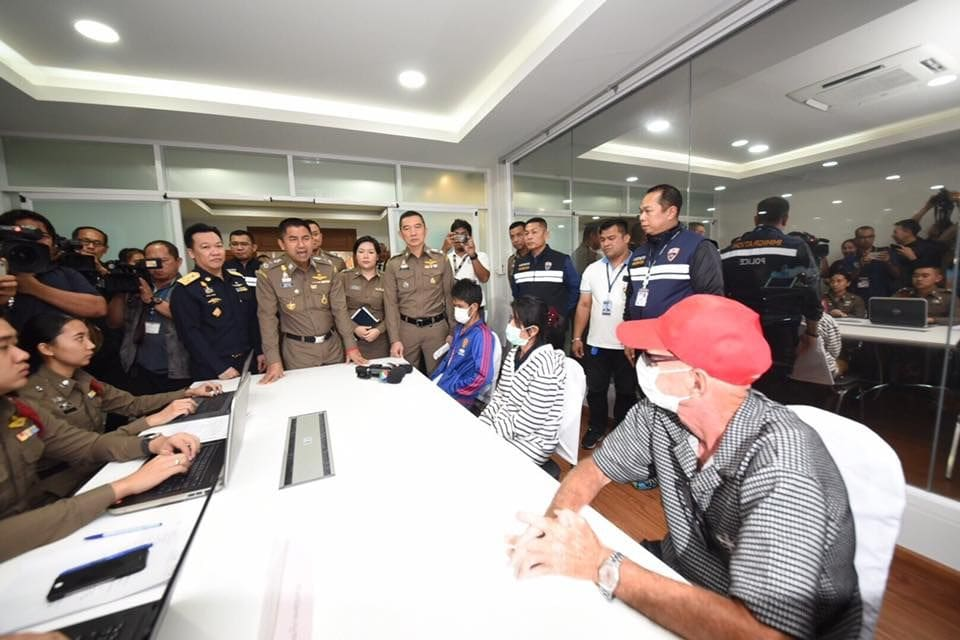 Dutch man arrested in Chon Buri on trafficking and overstay charges | Thaiger
