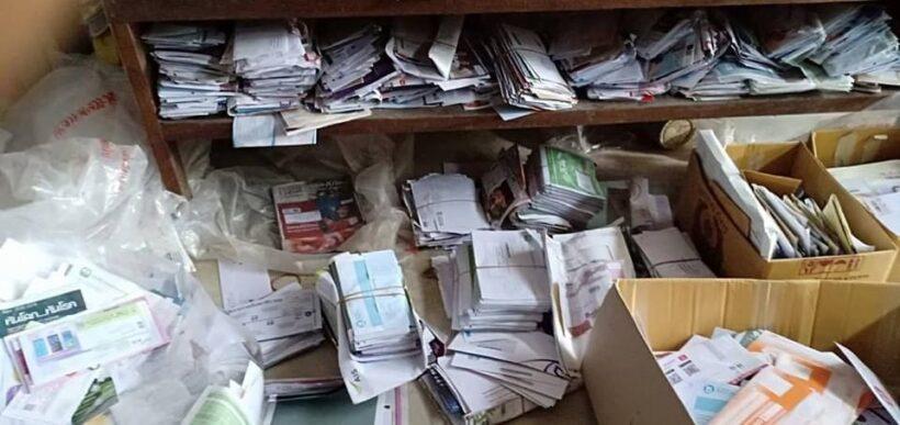 6 เดือน พันฉบับ! บุรุษไปรษณีย์ไม่ยอมส่งจดหมาย ชาวบ้านเดือดร้อนหนัก | The Thaiger