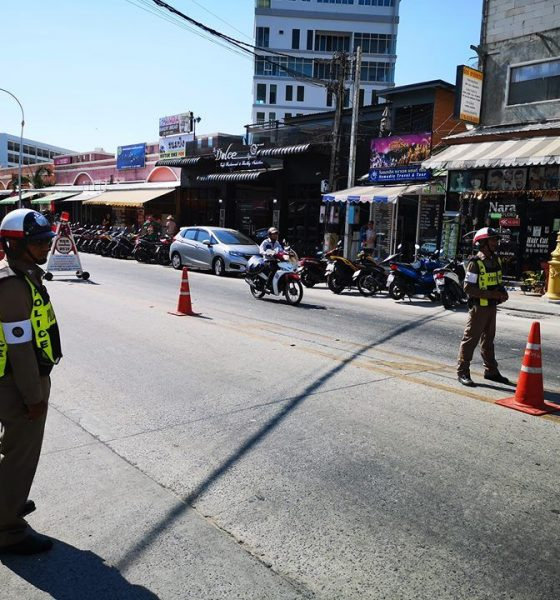 Police investigate motorbike hoons in Patong   The Thaiger