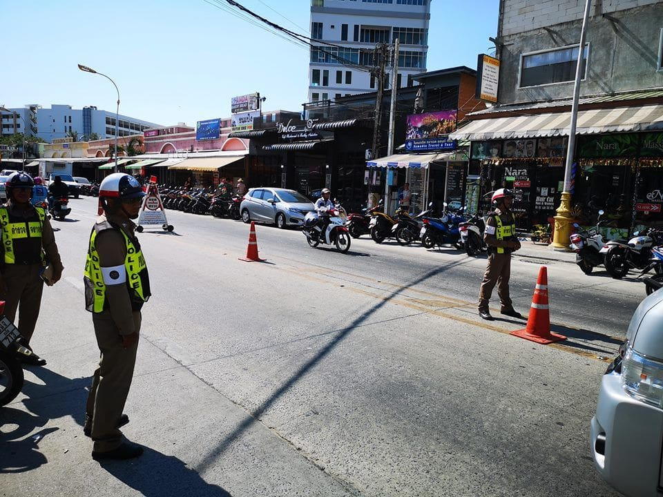 Police investigate motorbike hoons in Patong | The Thaiger