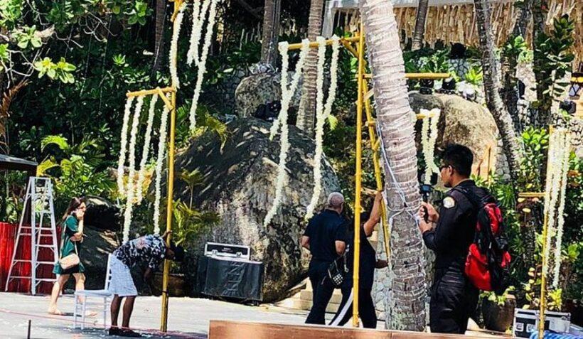 อบต.เชิงทะเล เอาจริง สั่งโรงแรมดัง รื้อสิ่งปลูกสร้าง รุกล้ำชายหาดพันซี  จี้ไม่ดำเนินการจะแจ้งความเอาผิด | News by The Thaiger