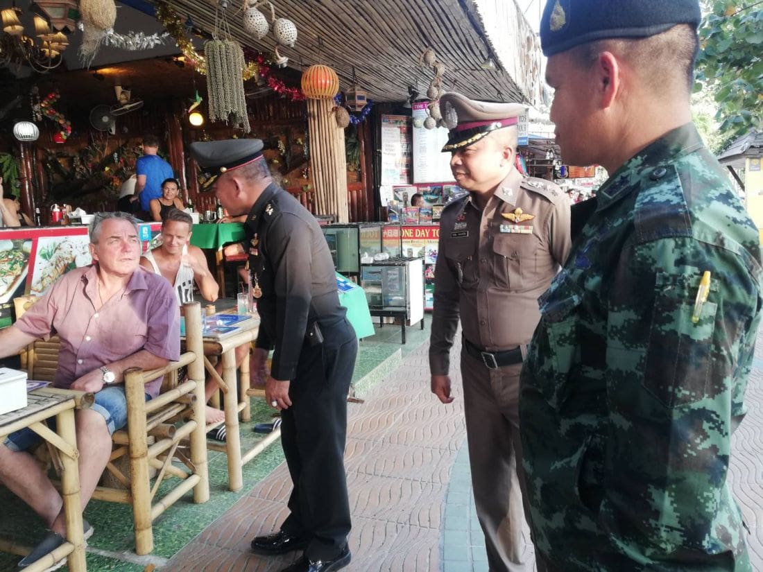 Krabi officials in Ao Nang gear up for Chinese New Year | News by Thaiger