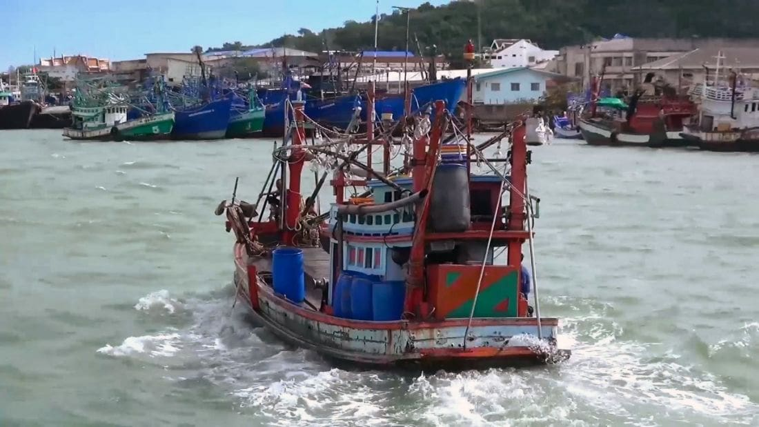 Thai fishing industry says new laws are 'unrealistic' | News by The Thaiger