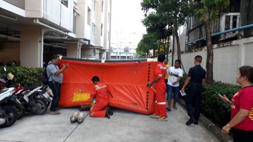 หนุ่มใหญ่อังกฤษค้างค่าเช่าห้องพัก กุเรื่องร้องสถานทูตถูกกังขัง   News by The Thaiger