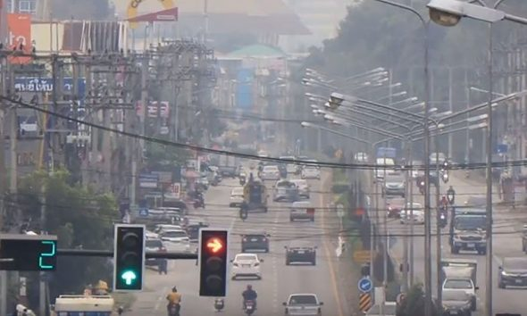 Poor air quality and smoke continue to dog Chiang Mai | The Thaiger