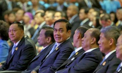 Prayut puts himself up as PM candidate in the March 24 Thai election   The Thaiger