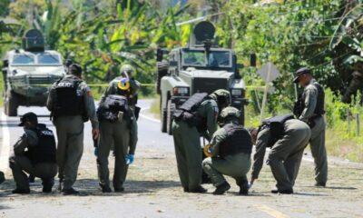 Southern ranger killed, two injured in Yala bomb ambush | The Thaiger