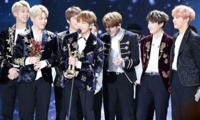 "[K-POP] ""BTS"" จะเข้าร่วมงาน ""Grammy Music Awards 2019"" วันอาทิตย์นี้ | The Thaiger"
