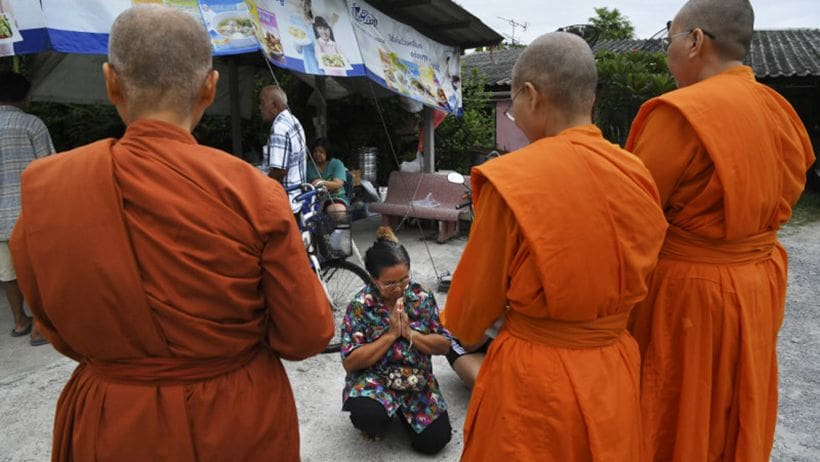 Undoing a 90 year ban on female monks | News by Thaiger