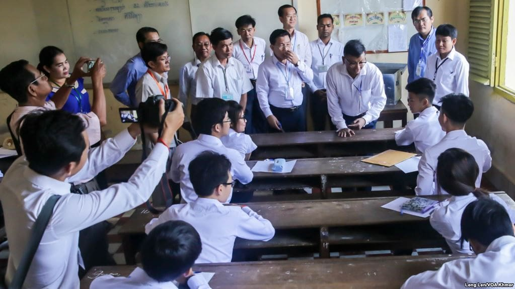 Students are dropping out along Cambodia's border with Thailand | The Thaiger