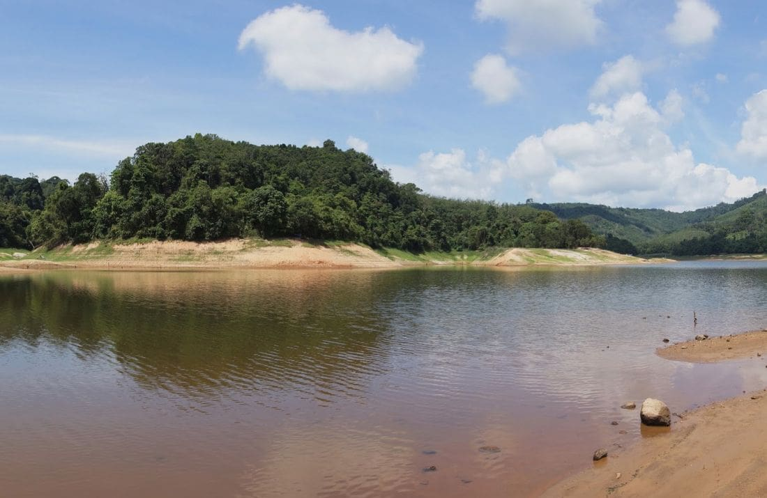 Water restrictions announced as water levels in Phuket reservoirs drop | The Thaiger