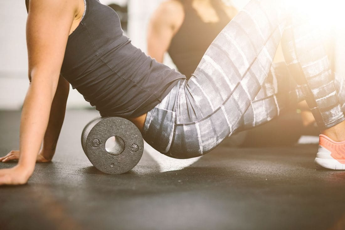 """""""Self-myofascial release"""" - what is foam rolling? 