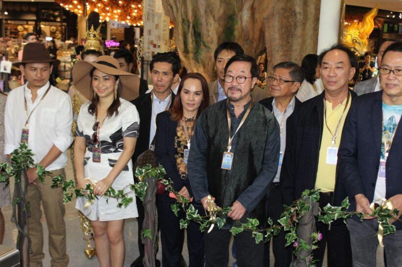 เปิดแล้ว Tribhum ธีมปาร์ควอล์คทรูแบบ 3 มิติ แห่งแรกของโลก | The Thaiger