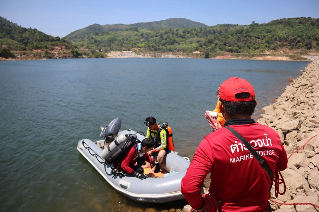 Body of missing Burmese man found in reservoir in Chalong | The Thaiger