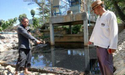 ชาวบ้านเกาะลันตา ร้องน้ำเสียทั้งลำคลอง ไหลลงทะเล ส่งกลิ่นเหม็น-แหล่งเพาะเชื้อโรค | The Thaiger
