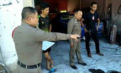 Man injured, chicken dead after explosion of oil tank in Krabi | The Thaiger