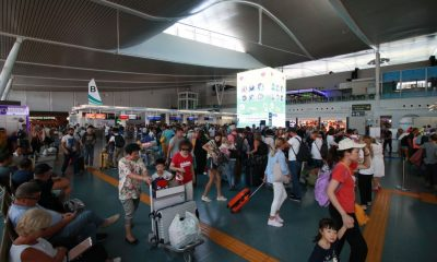 Flights delayed and cancelled at Phuket Airport – Closure of Pakistan airspace | The Thaiger