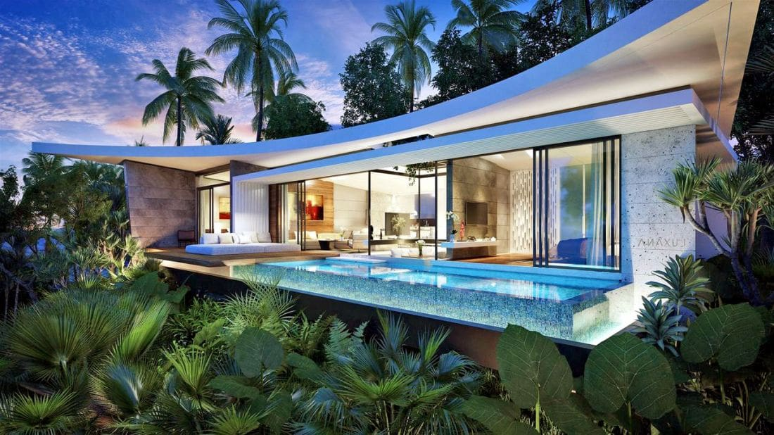 Thailand's property market surges with Chinese confidence remaining high | The Thaiger