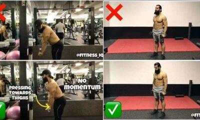 นักกล้ามมือใหม่ต้องดู! เล่นเวทให้ถูกท่า ป้องกันการบาดเจ็บ | The Thaiger