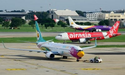 Thai AirAsia looking to purchase stake in local rival Nok Air | The Thaiger