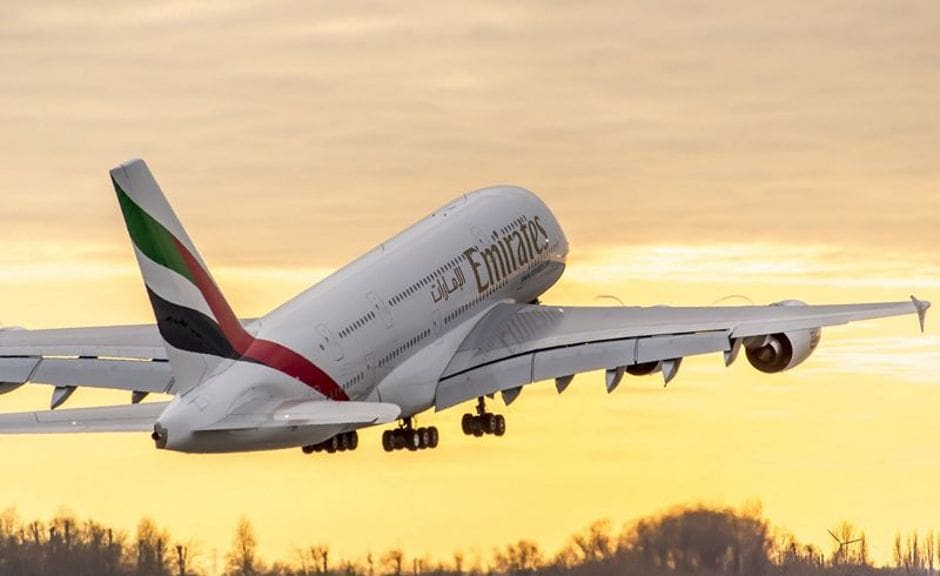 Flying into history, the mighty Airbus A380 | The Thaiger