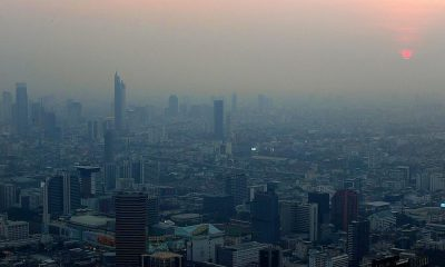 Haze and air pollution returns to Bangkok this week | The Thaiger
