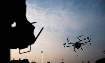 Send in the drones – Bangkok Governor – Air pollution – VIDEO | The Thaiger