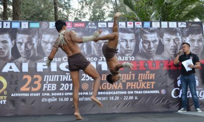 Laguna Phuket selected to host inaugural Thai Fight Phuket Asia's premier | The Thaiger