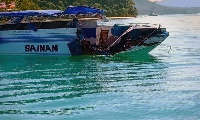 Twelve injured in boat accident off Phuket – PHOTOS | The Thaiger