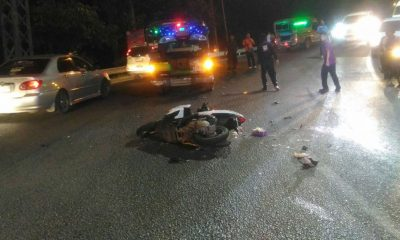 Two Russian tourists die in Patong Hill crash | The Thaiger