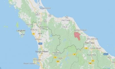 Four rangers escape unharmed after insurgents' attack in Narathiwat | The Thaiger