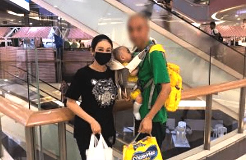 Humanitarian aid provided to Chinese man swindled by condo broker   The Thaiger