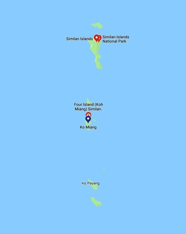 Eleven passengers recovered from dive boat after it hit rocks off Koh Similan group | News by Thaiger