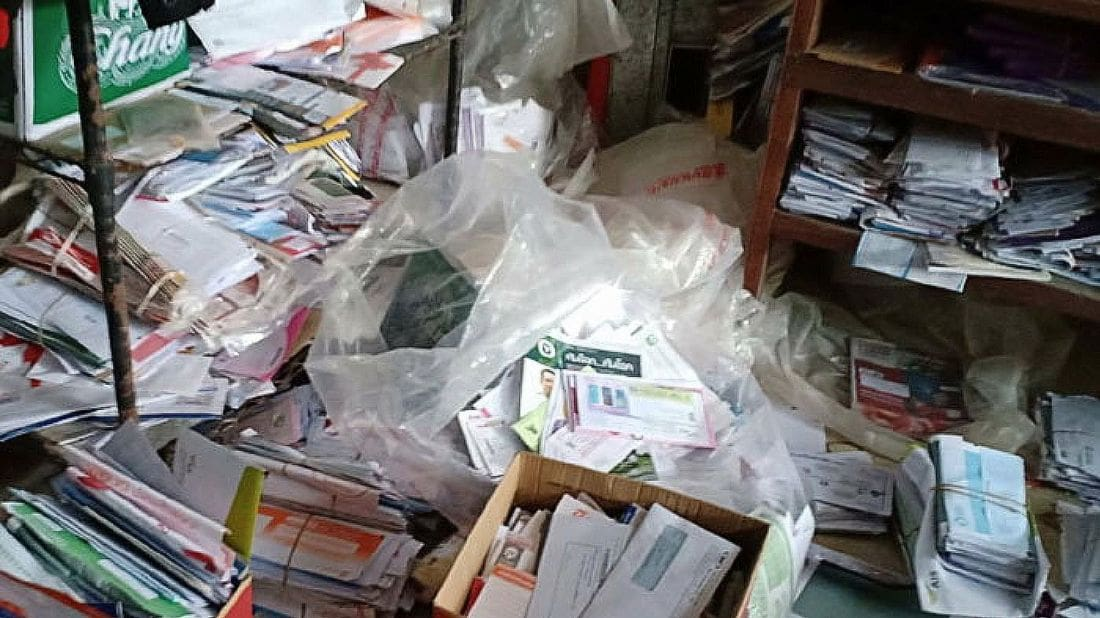 Missing some mail in Prachuap Khiri Khan? | The Thaiger