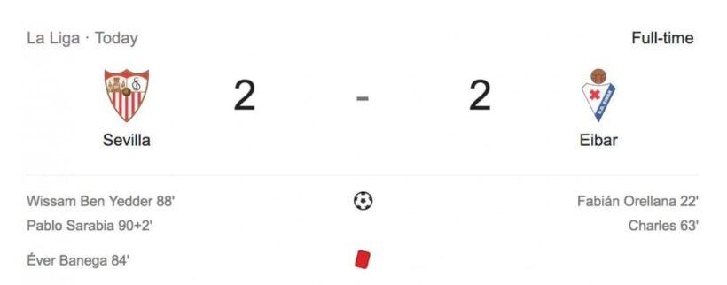 ผลบอล ลา ลีกา สเปน ฤดูกาล 2018/19 คืนวันที่ 10 กุมภาพันธ์ 2019 | News by The Thaiger
